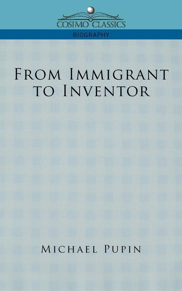From Immigrant to Inventor als Taschenbuch