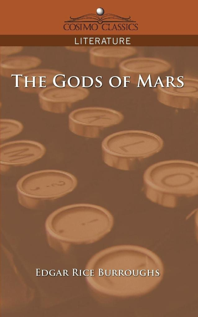 The Gods of Mars als Buch