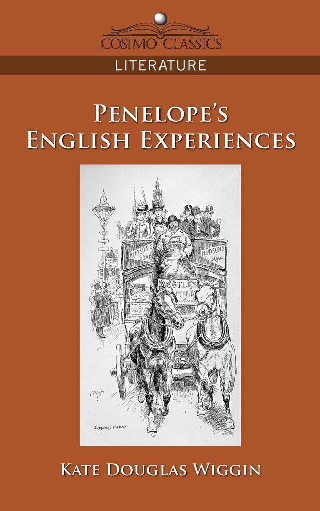 Penelope's English Experiences als Taschenbuch