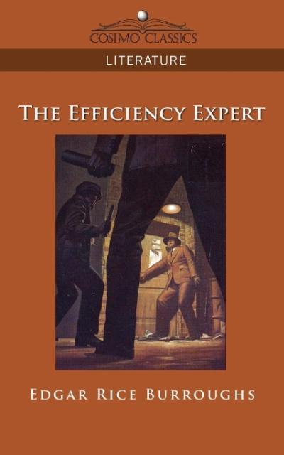 The Efficiency Expert als Taschenbuch