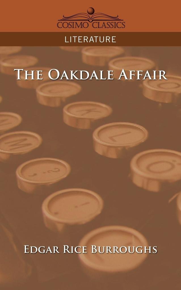The Oakdale Affair als Taschenbuch