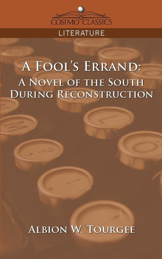 A Fool's Errand als Taschenbuch