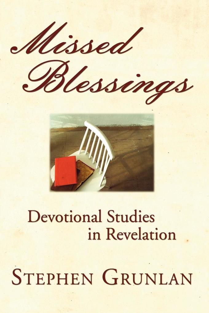 Missed Blessings als Taschenbuch