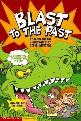 Blast to the Past: Time Blasters als Buch