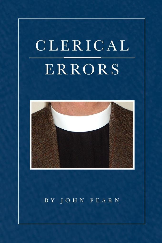 Clerical Errors als Taschenbuch