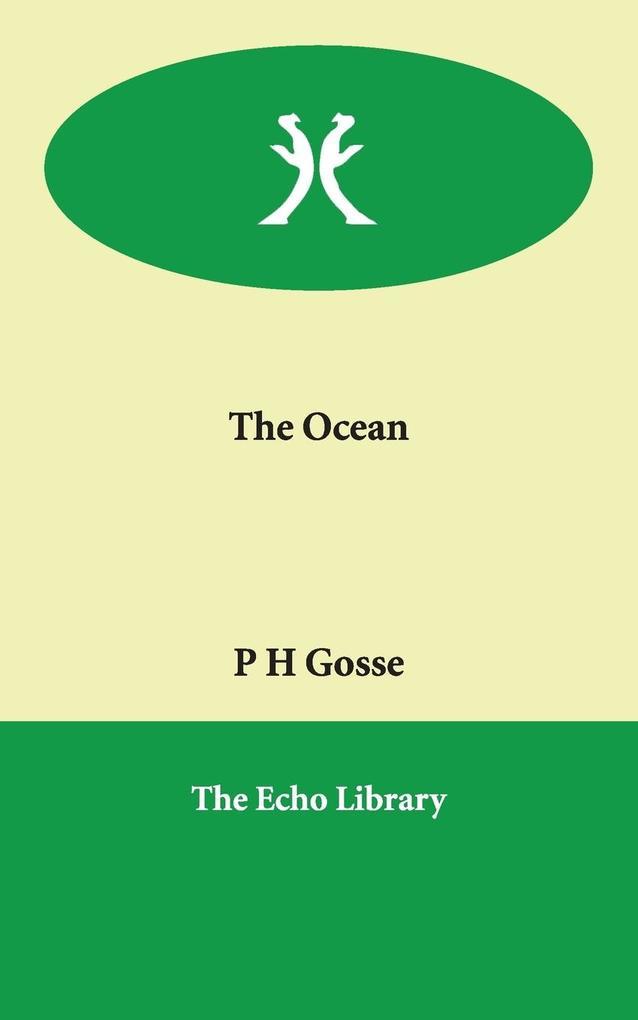 The Ocean als Buch