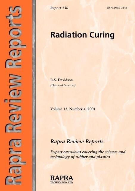 Radiation Curing als Taschenbuch