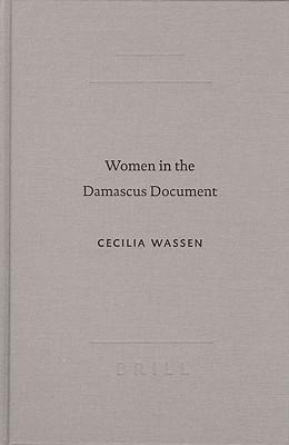 Women in the Damascus Document als Buch