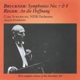 Sinfonien 7 & 8/And Die Hoffnung Op. als CD