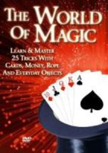 The World Of Magic als DVD