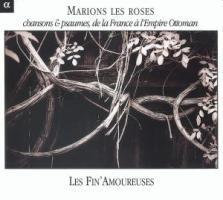 Marions Les Roses-Chansons & Psaumes De als CD