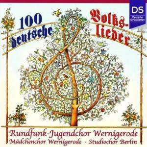 100 Deutsche Volkslieder als CD