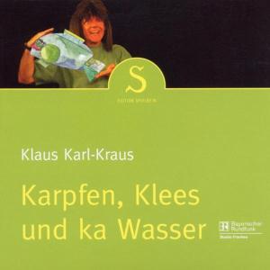 Karpfen,Kless Und Ka Wasser als CD