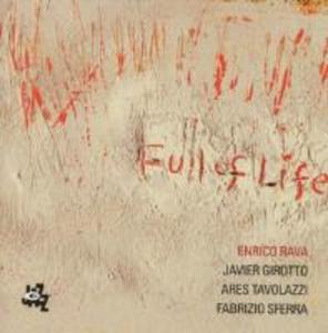 Full Of Life als CD