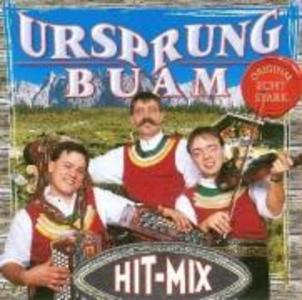 Hitmix als CD