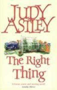 The Right Thing als Taschenbuch