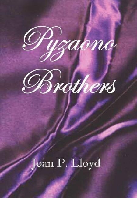 Pyzaono Brothers als Buch (gebunden)