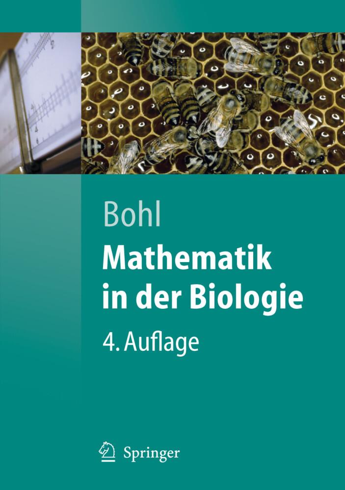 Mathematik in der Biologie als Buch