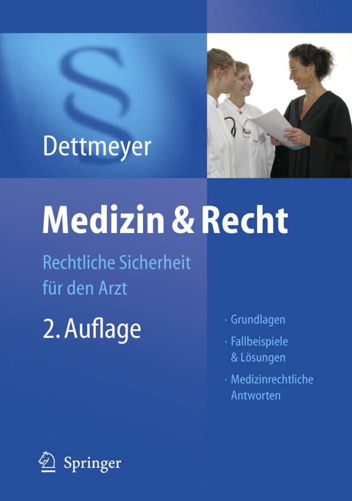 Medizin und Recht als Buch