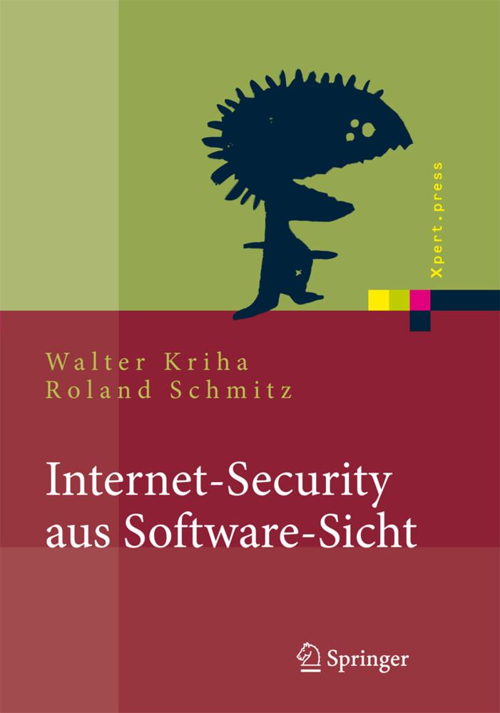 Internet-Security aus Software-Sicht als Buch