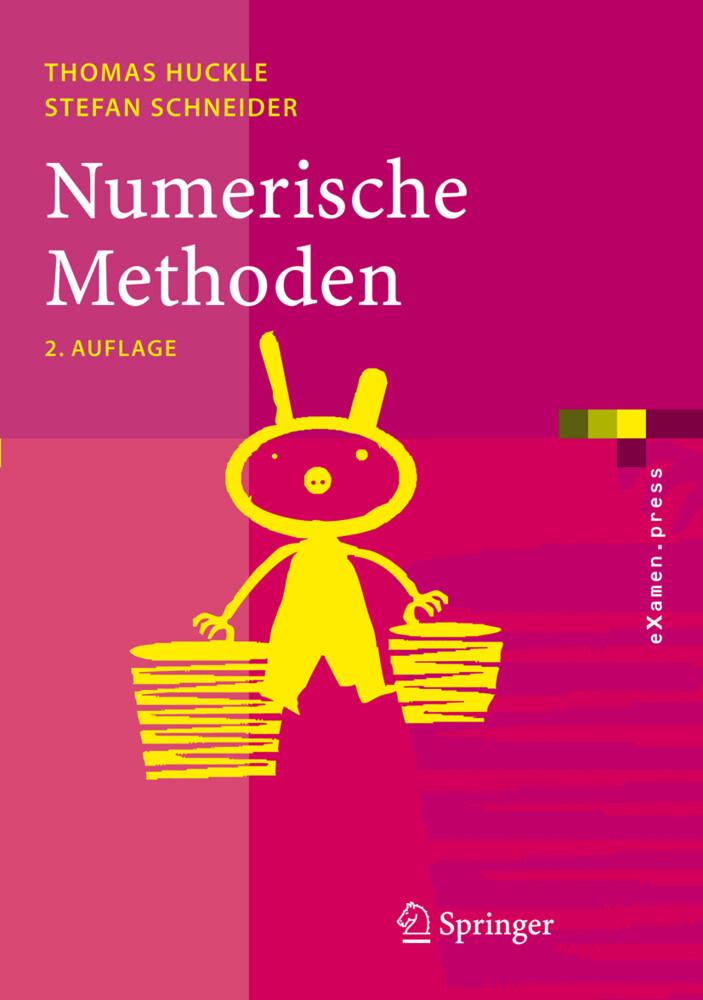 Numerische Methoden als Buch von Thomas Huckle,...
