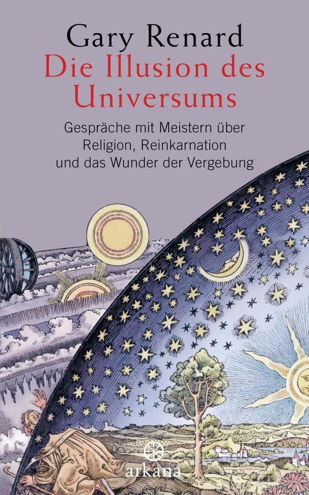 Die Illusion des Universums als Buch