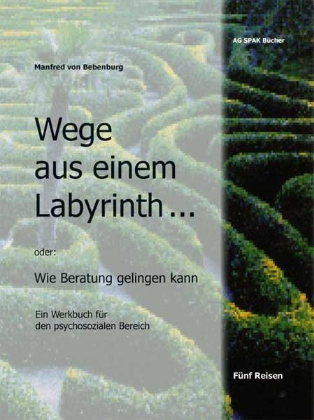 Wege aus einem Labyrinth als Buch