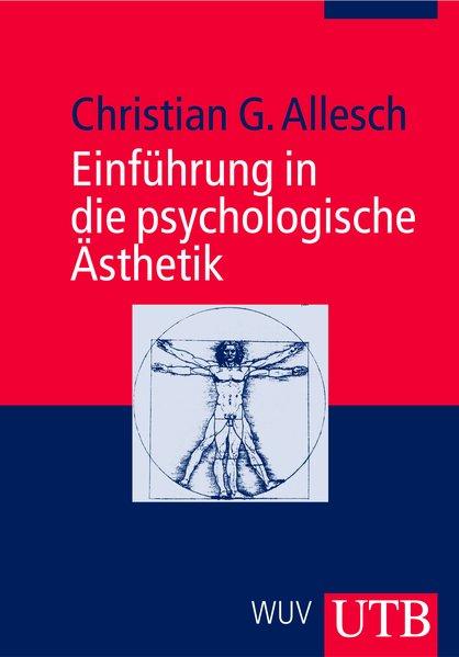 Einführung in die psychologische Ästhetik als Buch