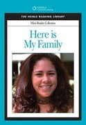 Here Is My Family: Heinle Reading Library Mini Reader
