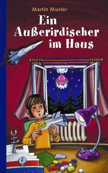 Ein Außerirdischer im Haus als Buch