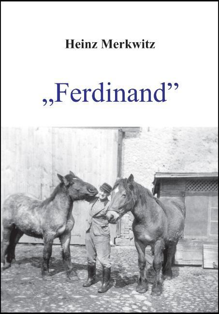 Ferdinand als Buch