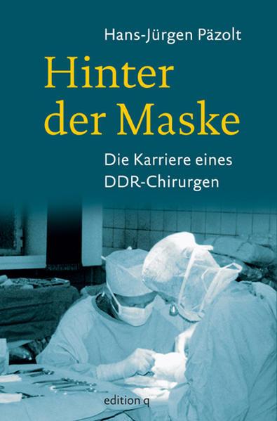 Hinter der Maske als Buch