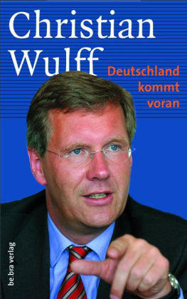 Christian Wulff als Buch