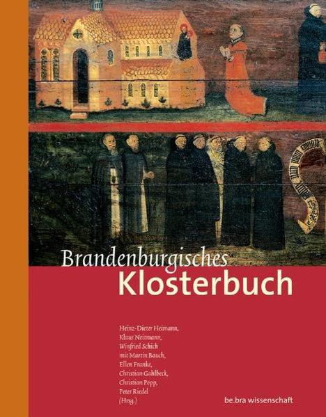 Brandenburgisches Klosterbuch als Buch