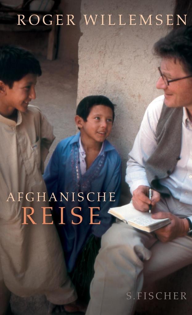 Afghanische Reise als Buch
