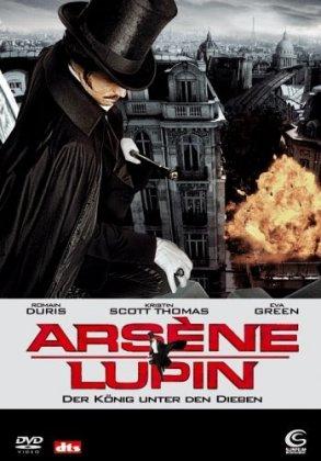 Arsène Lupin - Der König unter den Dieben als DVD