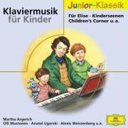 Klaviermusik für Kinder. Klassik-CD als CD