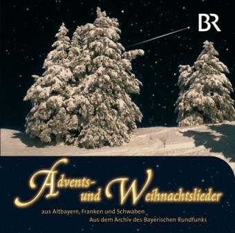 Advents-und Weihnachtslieder BR-Archiv als CD