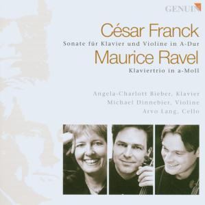 Klaviertrio/Sonate als CD