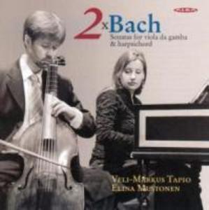 2 x Bach (J.S.und C.Ph.E.) als CD