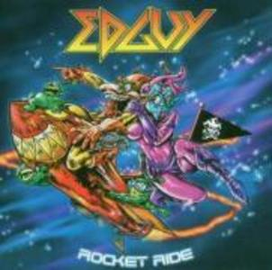 Rocket Ride als CD