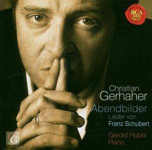 Abendbilder-Schubert-Lieder als CD