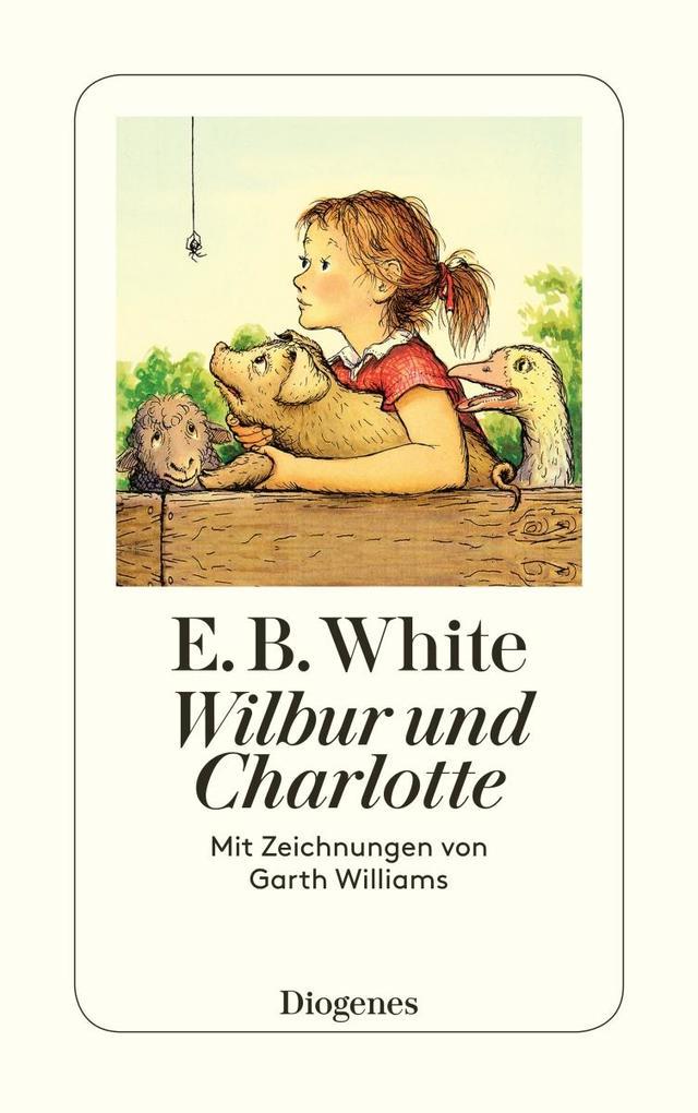 Wilbur und Charlotte als Taschenbuch