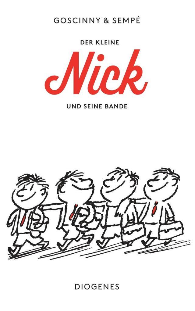 Der kleine Nick und seine Bande als Taschenbuch