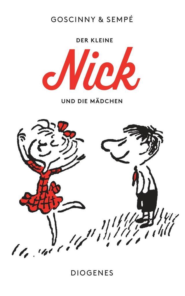 Der kleine Nick und die Mädchen als Taschenbuch