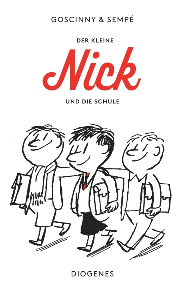 Der kleine Nick und die Schule als Taschenbuch