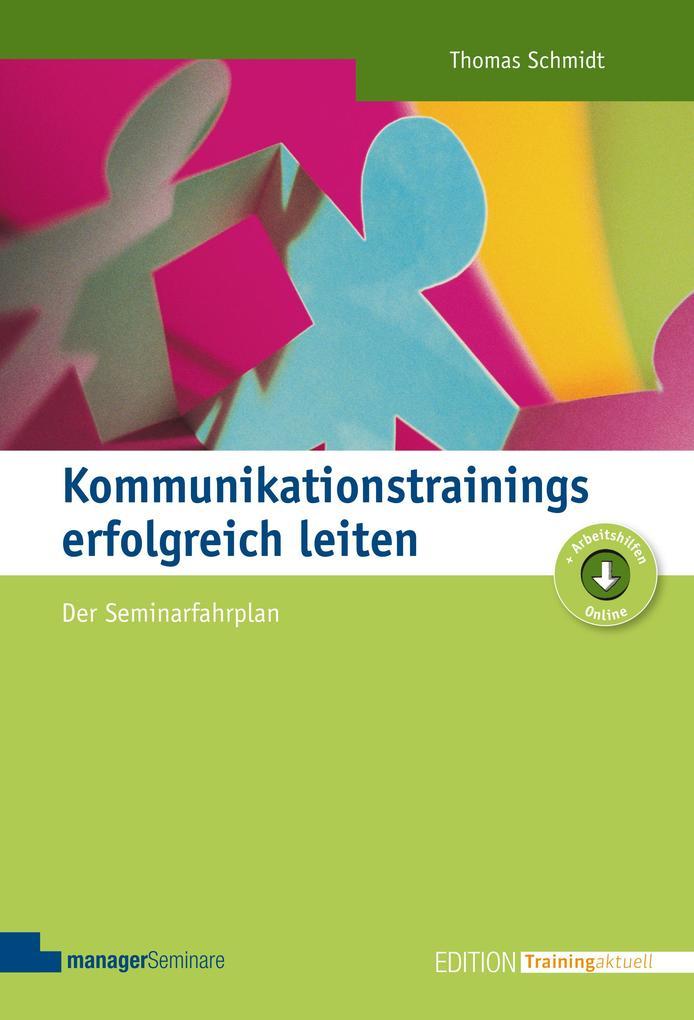 Kommunikationstrainings erfolgreich leiten als Buch