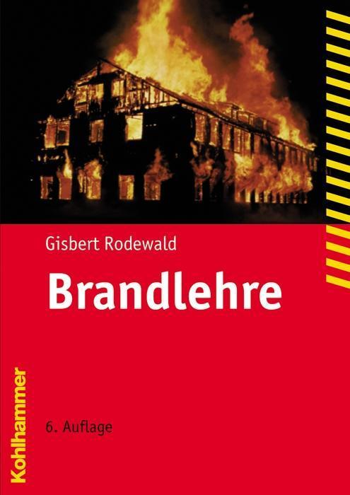 Brandlehre als Buch