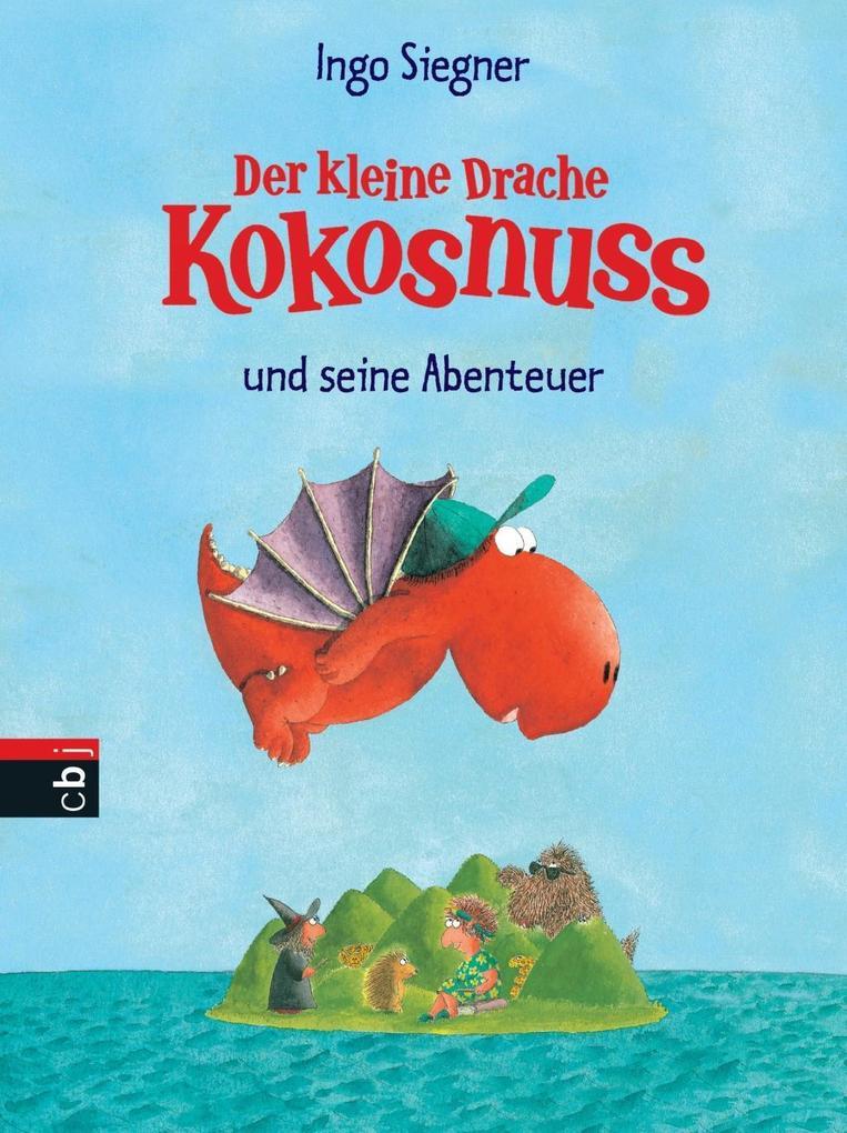 Der kleine Drache Kokosnuss 06 und seine Abenteuer als Buch