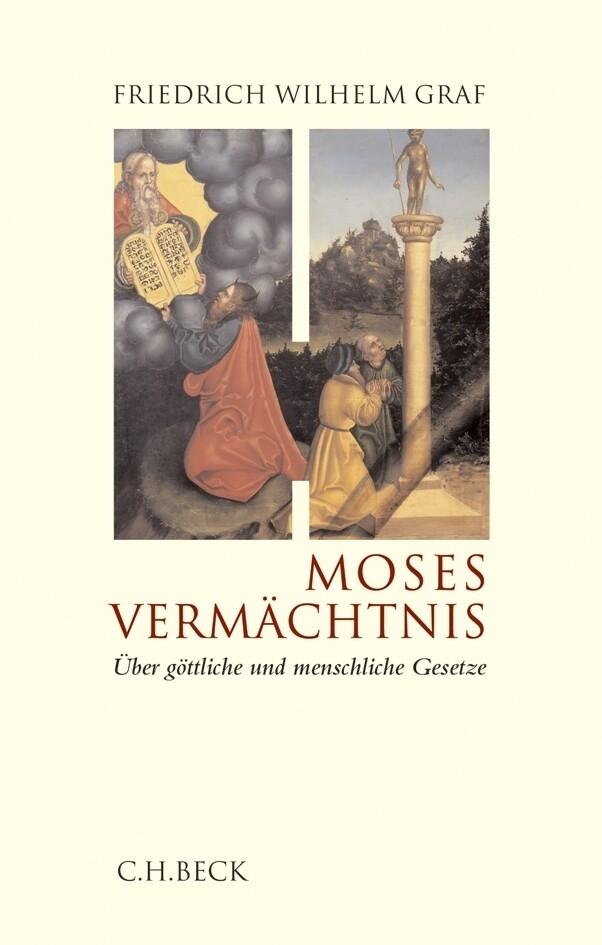 Moses Vermächtnis als Buch